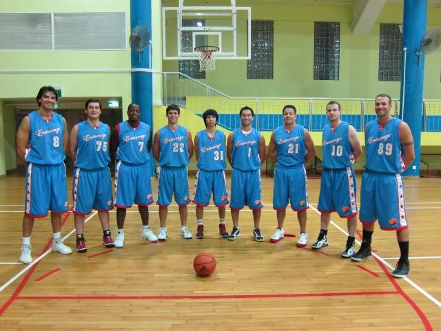 Teamphoto Entourage Fall 2010
