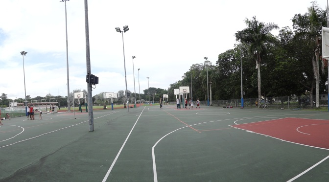 WWP #3: CCAB-Stadium courts, Evans Road