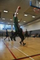 Alex soaring