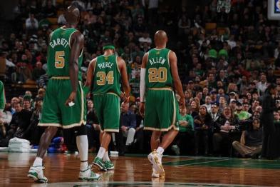 Celtics 2008 St Patrick's day unis