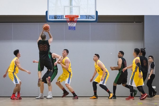 Gallery: Crossover League Finals – Game 1