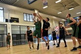 Contested shot