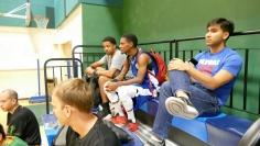 Rel, Jordan and Dro: fanboying