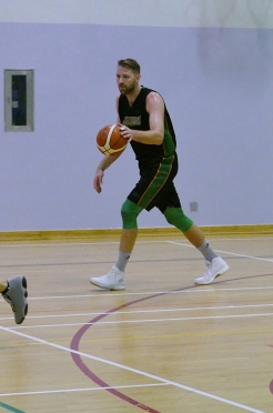 Lukas: former ProA (GER) forward & E.B.I-Midweek player
