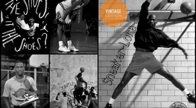 Sneaker-Lore X: Ronnie
